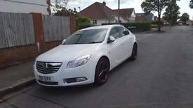 Vauxhall Insignia Sri 1.8. Excellent condition. 39000 miles, 18 inch alloys. FSH. £5000