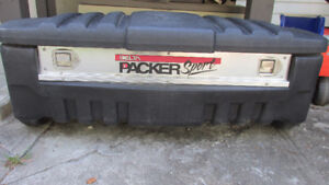 Delta action packer tool box