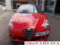 2015 Alfa Romeo Giulietta 1.75 TBi 240 Quadrifoglio Verde 5dr TCT ** VERY HIGH S