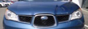 2007 Subaru Impreza Special Edition Sedan
