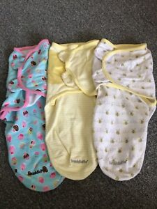 Baby swaddles 0-6m