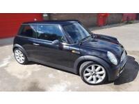 Mini Mini 1.6 One 66k Petrol Black Low Miles No Reserve