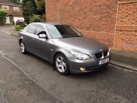 2007 BMW 520D SE AUTOMATIC , SERVICE HISTORY , FULL LEATHER