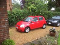 Toyota Yaris 1.0 T-Spirit 5dr 2004 Near Immaculate MOT History Very low Insurance & Running Costs!
