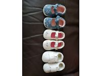 Baby girl Next shoes bundle.