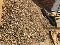 Gravel - approx tonne & a half, collection only!