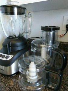 Black & Decker, 600Watts, 3-in-1 Food Processor
