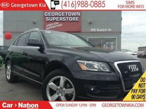 2011 Audi Q5 3.2 Premium | NAVI | PANO ROOF | BACK UP CAM | AWD