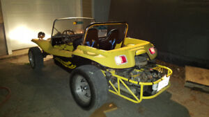 1961 vw speed buggy