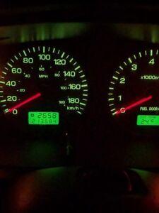 2001 Subaru Forester Bicorps