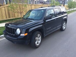 2011 Jeep Patriot (black) trade for a truck