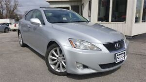 2008 Lexus IS 250 Leather!sunroof! Certified & E-tested!