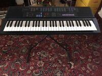 RadioShack electronic keyboard