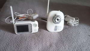 Video baby monitor -wireless