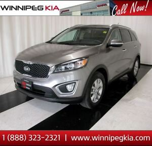 2017 Kia Sorento LX *Accident Free & Always Owned In MB!*
