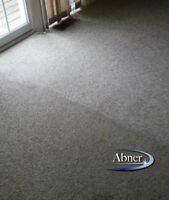 Professional Carpet & Upholstery Steam Cleaning Specials 15% off