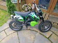 50cc mini moto