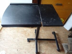 Adjustable Moveable LapTop / iPad / Book Table
