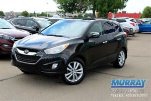 2012 Hyundai Tucson LIMITED | AWD | NAVI | REARVIEW CAM | LEATHE