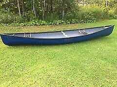 Scott Fiberglass Canoes-Echo 14' and 16' in Stick!