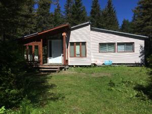 Camp chasse zec Cap-Chat Gaspésie