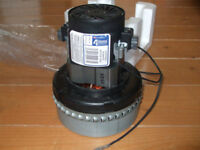 NEW. UNUSED. Replacement/compatible motor for a GEORGE Neumatic wet/dry vacuum
