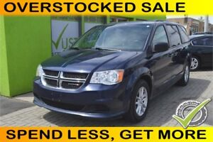 2014 Dodge Grand Caravan SXT, Yours For $53 Week, Reduced