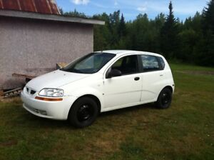 WANTED: 2008 Pontiac Wave/Chevy Aveo parts