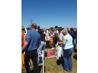 Farmboys country afternoon boot sale Sunday's 12 noon