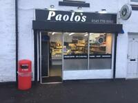 Cafe Assistant - Paolo's Kirkintilloch G66
