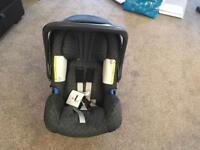 Britax Romer Babysafe car seat
