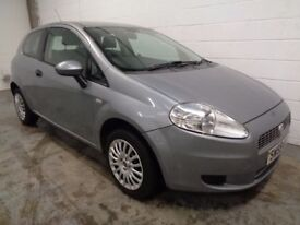 FIAT PUNTO , 2009/59 REG , LOW MILES + FULL HISTORY , LONG MOT , FINANCE AVAILABLE , WARRANTY