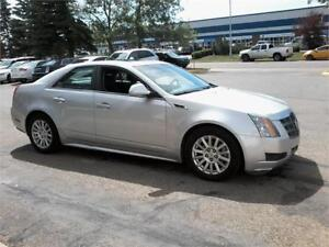 2011 Cadillac CTS Sedan LEATHER!! AWD!!!! SAME DAY APPROVALS!!!!