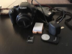 Canon 550D Digital SLR