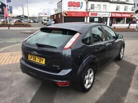 Ford Focus 1.6 Zetec *** ONLY 53,000 Miles ***