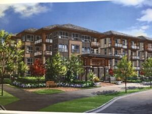 """Brand new 2 Br 2 Bath in """"The Cameron""""  North Burnaby"""