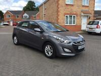 2013 HYUNDAI I30 ACTIVE 1.4 PETROL 12 MONTH MOT FULL SERVICE HISTORY LOW MILEAGE ONLY 38K HPI CLEAR