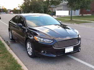 2013 Ford Fusion SE 1.6 Ecoboost, Navi, Leather, Roof