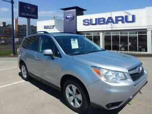 2014 Subaru Forester Touring *Lease Return