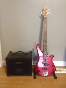 BASS GUITAR PACKAGE