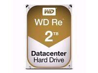 *NEW* WESTERN DIGITAL 2TB WD2000FYYZ RE ENTERPRISE 3.5-inch SATA3 Hard Drive HDD