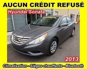 2013 Hyundai Sonata **AUCUN CRÉDIT REFUSÉ**