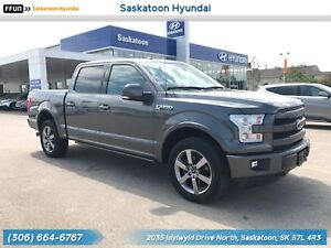 2015 Ford F-150 Lariat Navigation -  Leather - Sunroof