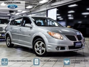 2006 Pontiac Vibe Keyless entry, Air Condition, Trade in