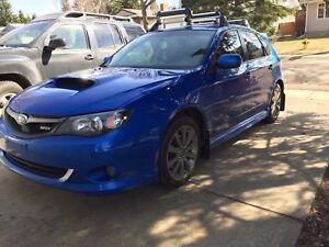 2010 Subaru Impreza WRX  Limited Pkg Hatchback w/ RALLY ARMOUR
