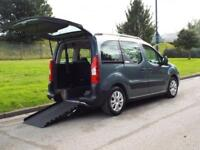 Citroen Berlingo 1.6HDi XTR WAV Wheelchair Accessible Vehicle