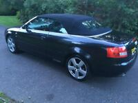 AUDI A4 CONVERTIBLE 1.8T BARGAIN MAY SWAP PX GOLF A3 BMW NEW ASTRA