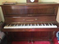 mickleburgh upright piano