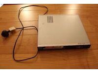 DVD recorder Phillips DVDR3480 Genuine original silver player media doesn't work