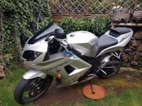 2003 Triumph Daytona 600 - new MOT, low mileage, lovely condition